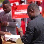 Vodafone organizes Pre-Xmas cashless sales