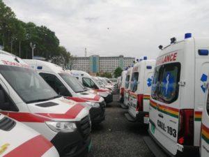 Distribute parked ambulances within 3 days - Minority tells Akufo-Addo