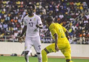 'Playing for Black Stars one of my happiest moments'-Gideon Mensah