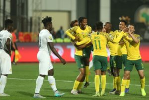 Nine South Africa U20 world cup players made it to U23 AFCON to win Olympic ticket.