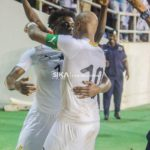 Black Stars newbie Kudus singles out skipper Andre Ayew for Special praise