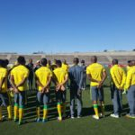 Exclusive: Bafana Bafana to touch down Monday night ahead of Black Stars clash