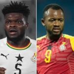 Jordan Ayew, Partey shortlisted for 2019 African player of the year.