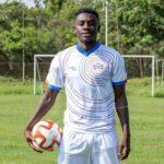 Liberty's Kyei-Baffour set sight on scoring more goals this season