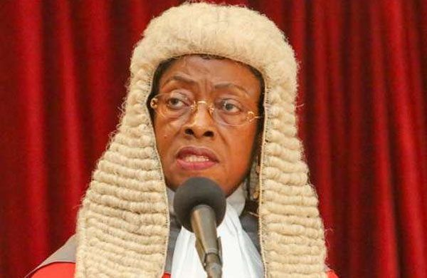 You can't jail persons who stand as sureties – CJ issues new practice directives