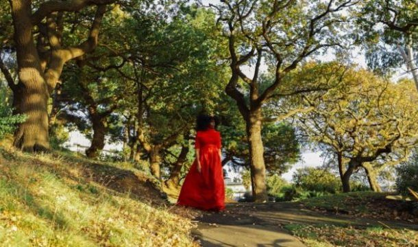 The black princess who 'took on a white world'