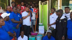 PHOTOS: Liberty Professionals donates to St Martin's Memorial Hospital in Shukura