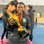 Black Queens captain Elizabeth Addo wins fourth trophy with Jiangsu Sunning