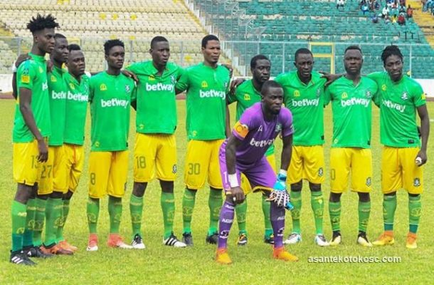 Exclusive: Aduana Stars players boycott training over unpaid wages