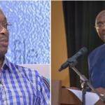 Kweku Baako exposes Bawumia over Mahama's 'legacy projects'