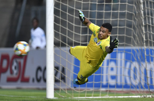 Bafana Bafana goalkeeper calling on team mates to show metal fortitude against Ghana