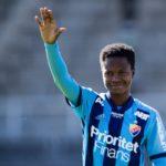 Exclusive: Ghanaian star Portia Boakye extends Djurgården IF stay