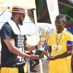 CalBank Beach Soccer Super League 2019; Warriors trounce African Champions In Keta