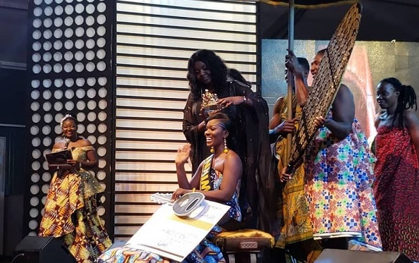 Voltarian drags TV3 to nogokpo shrine over #GMB2019 crown