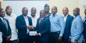 VIDEO : GOC make $8000 cash donation to Black Meteors before departure for U-23 Afcon