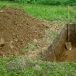 Man shockingly digs grave for his father who is still alive; this is why