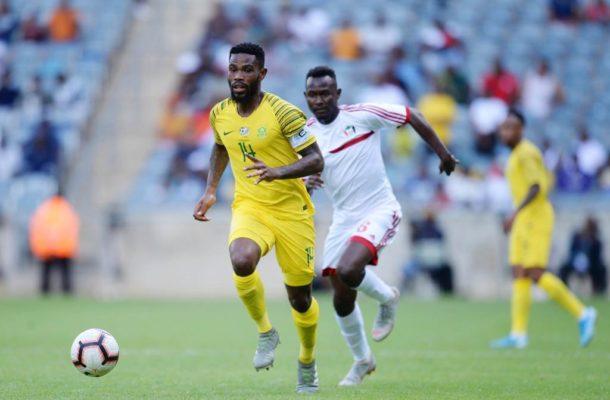 Cameroon 2021: Bafana Bafana pip Sudan 1-0