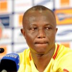 Kwasi Appiah not thinking about Black Stars future