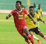 Ex- Kotoko winger Yeboah to undergo medicals at Medeama.