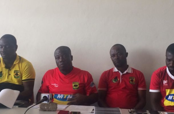 Chairman Solo confident to defeat Damenya handsdown to become the new Kotoko supporters leader.