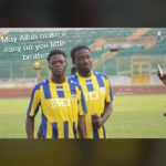 New Edubiase player passes away after motor hit.