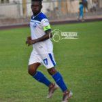 Oly names Emmanuel Clottey as new captain