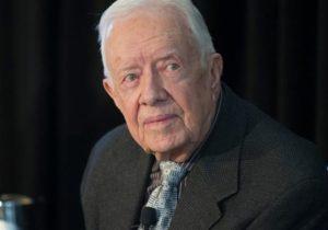Former US President Jimmy Carter in hospital for brain procedure