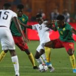 VIDEO : Black Meteors fight back to earn a draw in Afcon U-23 opener with Cameroon