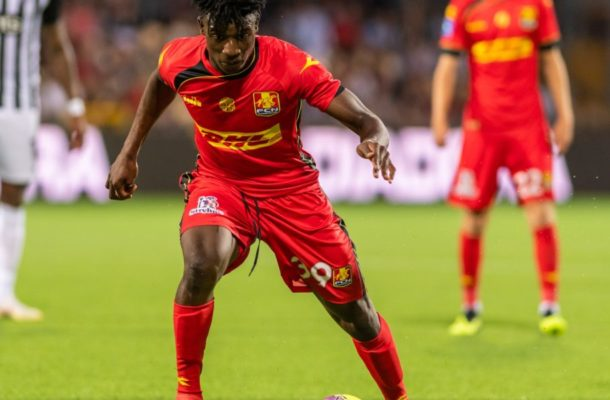 Borussia Dortmund eyeing Ghana's Mohammed Kudus