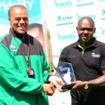 Former Kotoko coach Steven Polack wins best coach of the month in Kenya