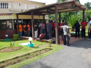 PHOTOS: Check out the hotel where the Black Stars will be lodging in Sao Tome and Principe