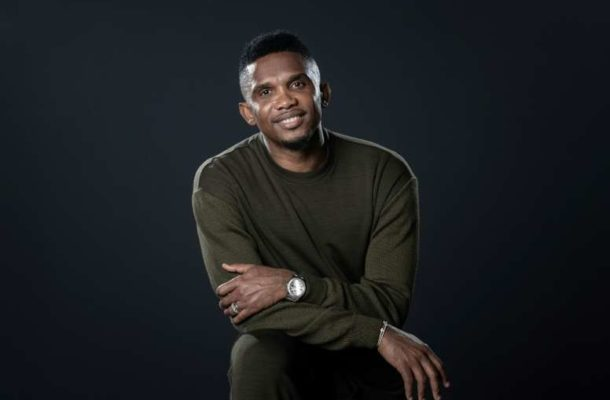 I'm the best ever African player - Samuel Eto'o claims
