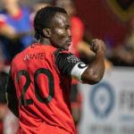 Solomon Asante named in USL Team of the Week 3