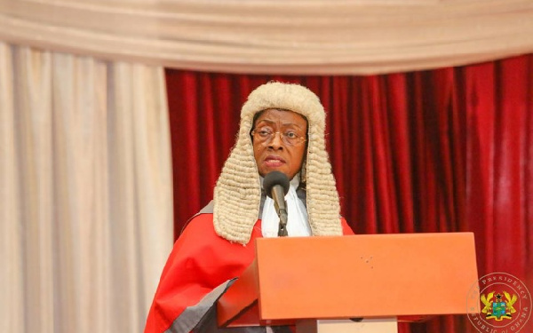 Two Supreme Court judges in hot race over Chief Justice chair