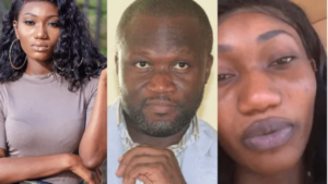 VIDEO : Ban Michael Ola from talking on radio because he says am ugly - Wendy Shay