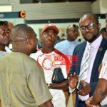 Kurt Okraku urges Black Meteors to make history at U-23 Afcon
