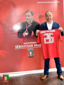 PHOTOS : Sebastien Migne is the new coach of Equatorial Guinea