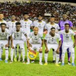 Black Stars up by four places on latest FIFA rankings