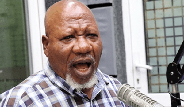 Even David was surrounded by his family members - Allotey Jacobs fires back at NDC