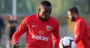 Galatasaray keen on signing Bernard Mensah