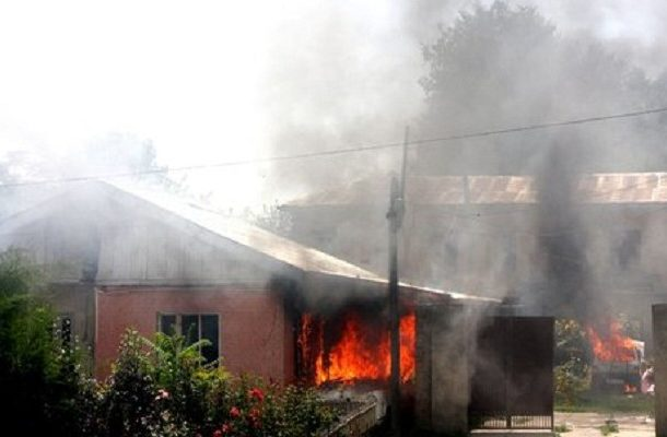Mother, baby perish in bizarre fire at Kuntunse Estates