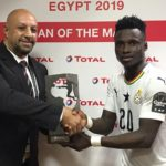 Black Meteors winger Evans Mensah named man of match in Cameroon draw