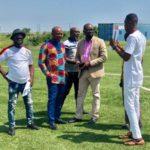 GFA President, Exco members tour GFA technical centre at Prampram