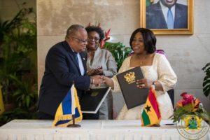 Ghana, Barbados sign agreement for recruitment of 120 Ghanaian nurses