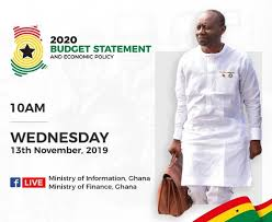 2020 Budget statement 'empty and unimpressive' - CDG--GH