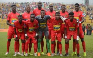 VIDEO : Watch how Kotoko crushed out of Confederations Cup at the hands of San Pedro