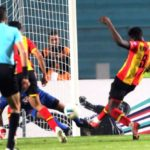 Kwame Bonsu scores for Esperance in Arab Club Championship elimination