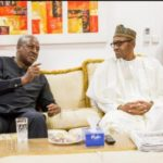 Mahama begs Buhari to open border; says it's affecting free trade in ECOWAS sub-region