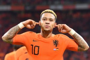 VIDEO: Memphis Depay misses his friends at the deaf and blind school in Cape Coast