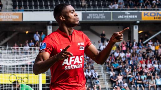 Myron Boadu deserves to play for a big club in Europe - Sparta Rotterdam coach